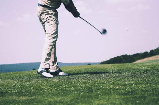 Golfen In Der Toskana