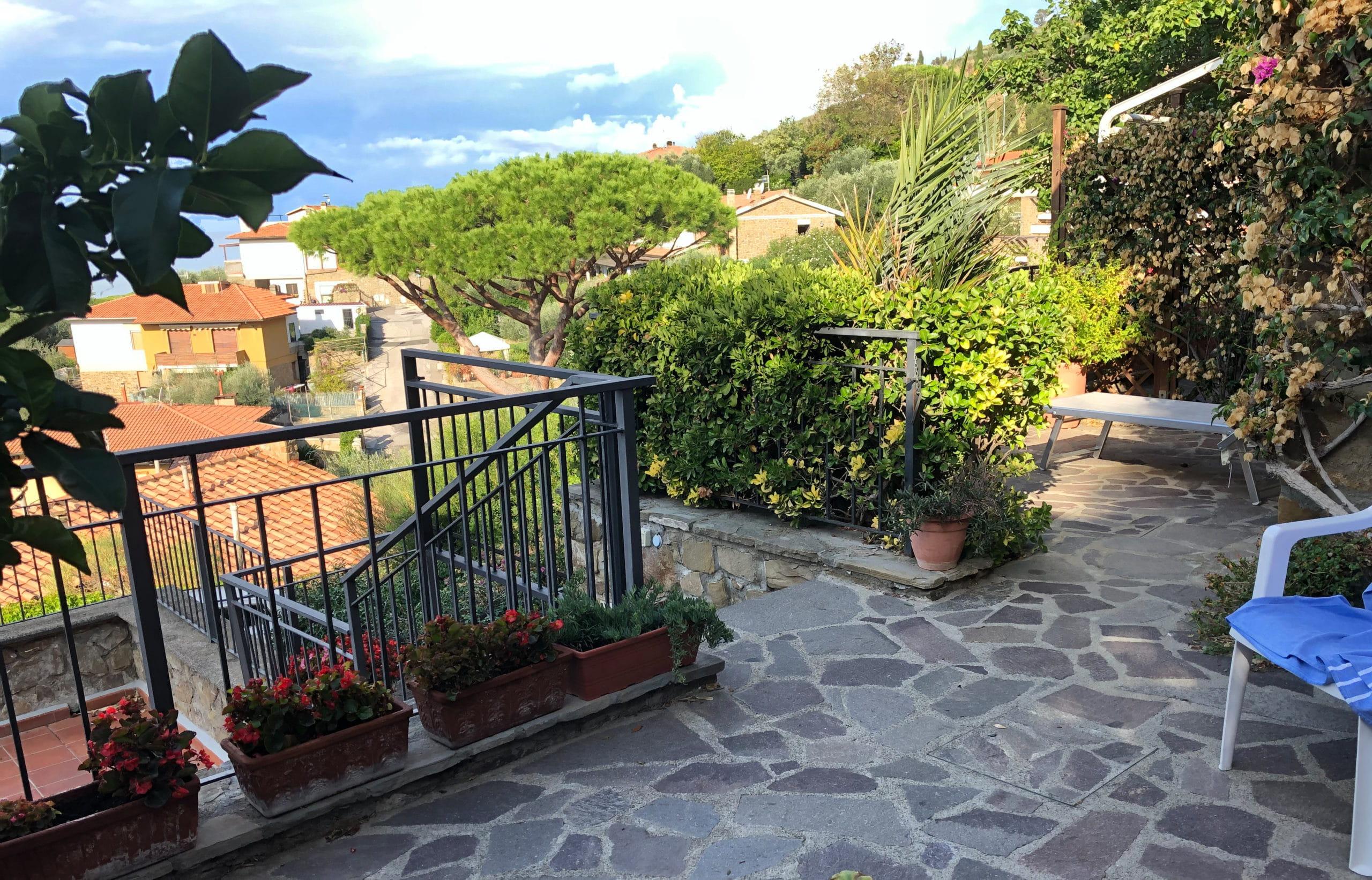Ferienwohnung Toskana mit Terrasse