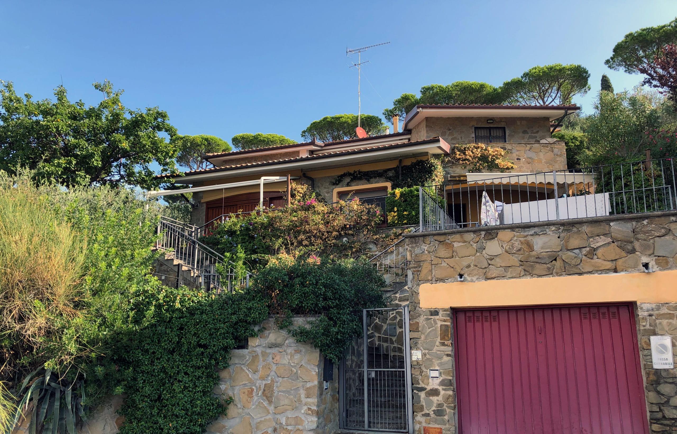 Ferienwohnung Traumlage Toskana