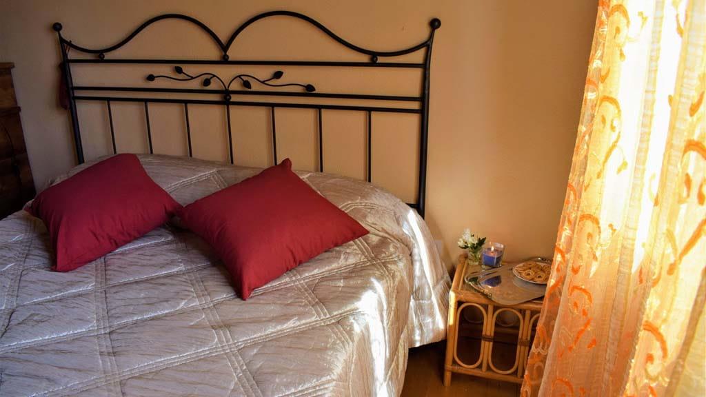 Ferienhaus Giulia Schlafzimmer