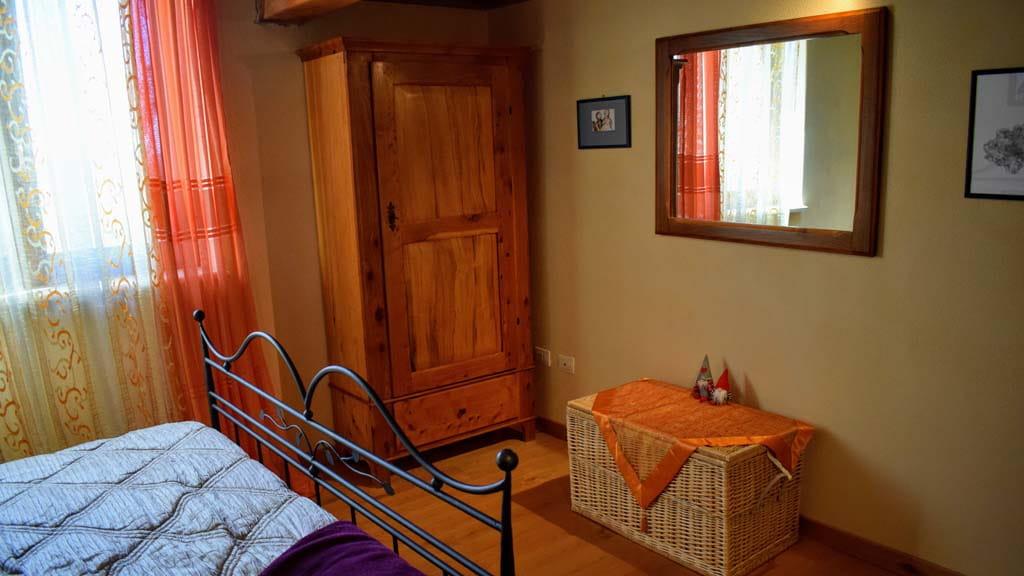 Ferienhaus Maremma Schlafzimmer