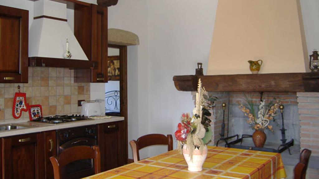 Ferienhaus Podere San Stefano Estate Wohnzimmer 2