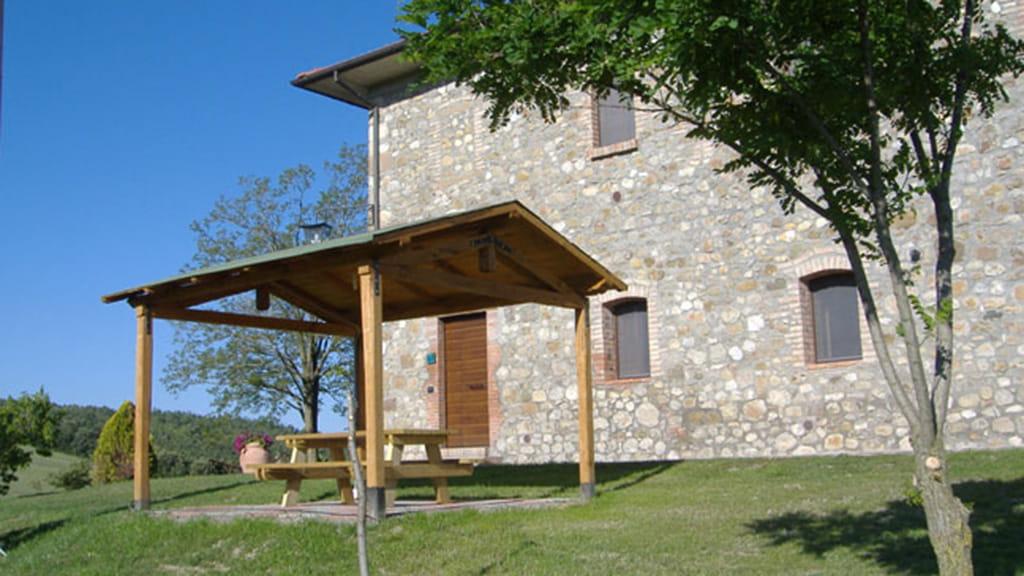 Ferienhaus Podere San Stefano Sitzbereiche