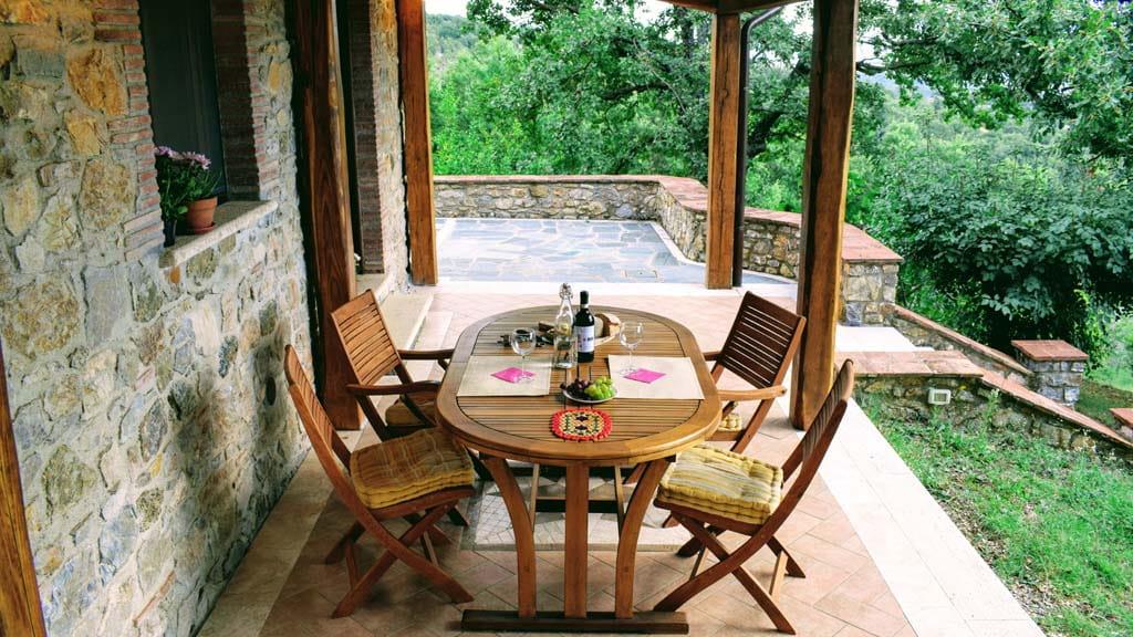Ferienhaus Sorano Toscana