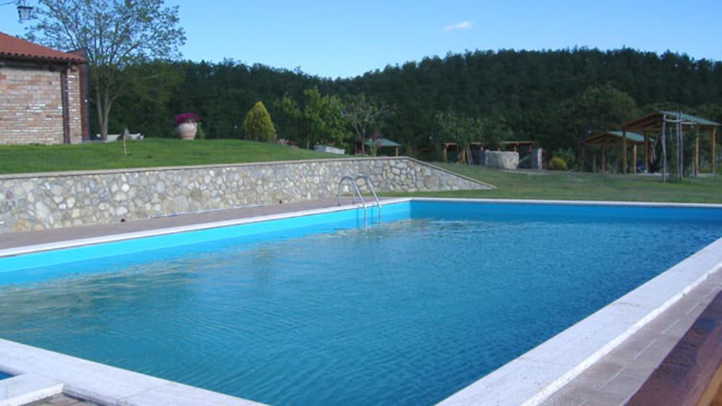 Ferienhaus Großer Pool Latium