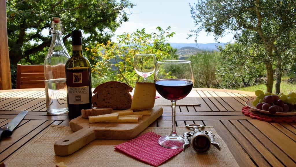 Ferienhaus Mit Aussicht Toskana
