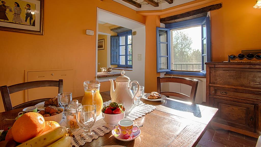 Ferienwohnung Borgo Gaggioleto Toskana