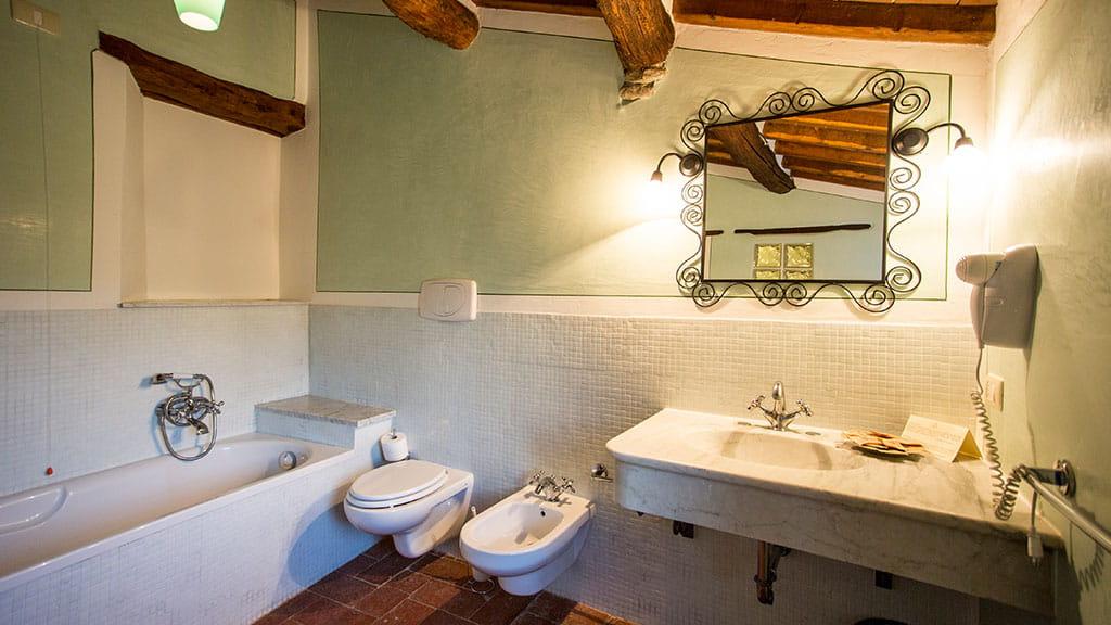 Ferienwohnung Palazzina 2 Weiteres Badezimmer