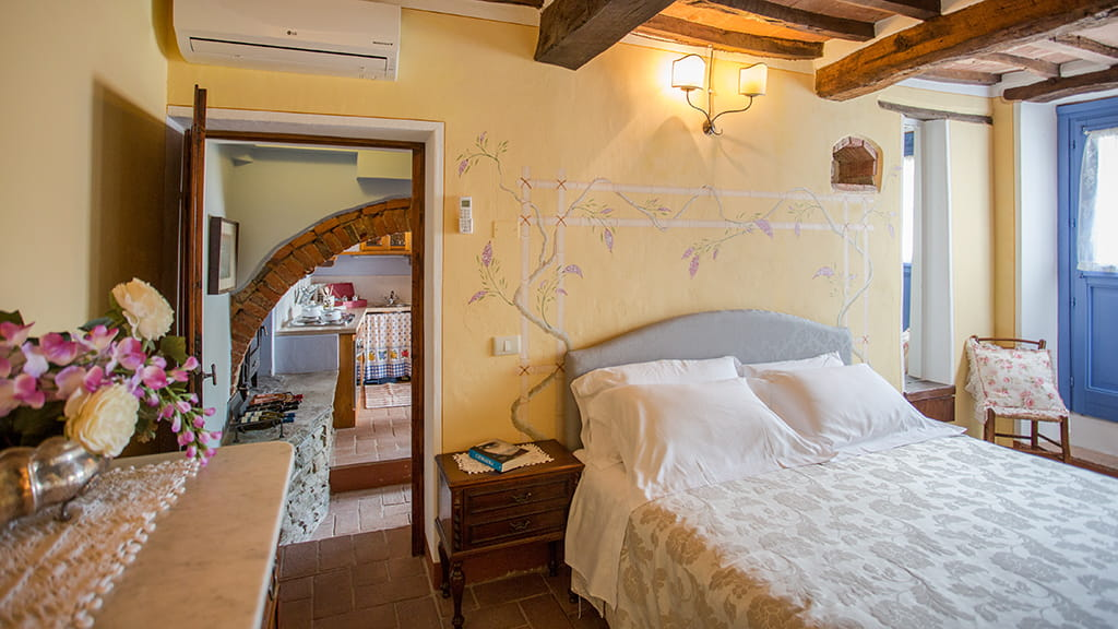 Ferienwohnung Palazzina Uno Weiteres Schlafzimmer