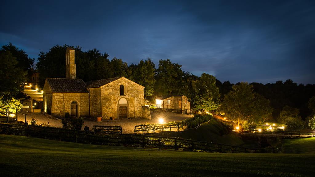 Kloster Terme Di Sorano