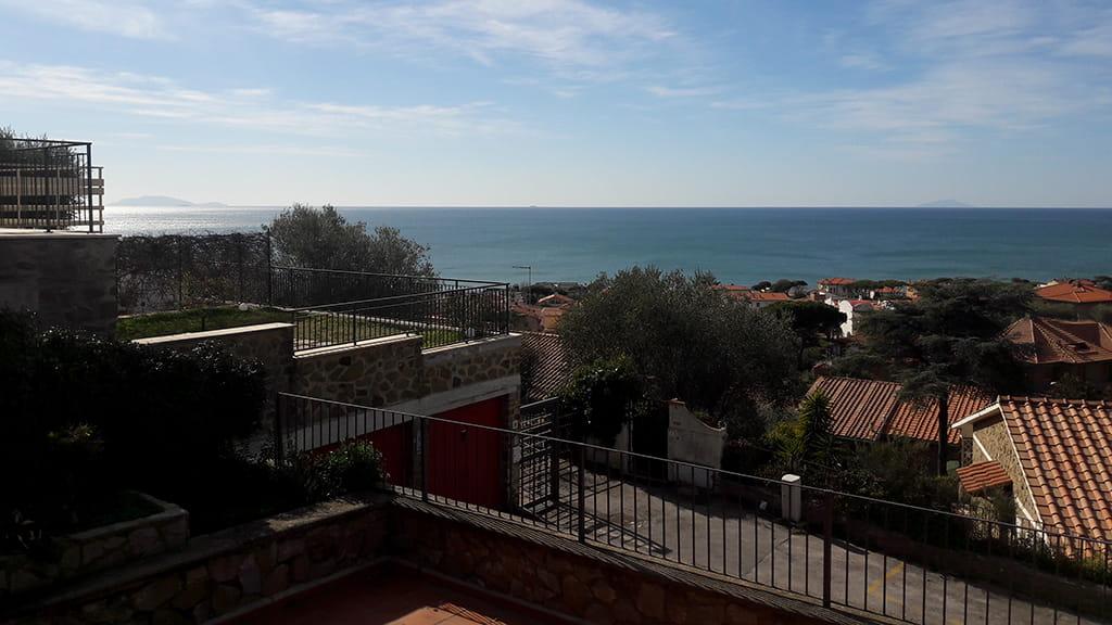 Meerblick Castiglione Della Pescaiai