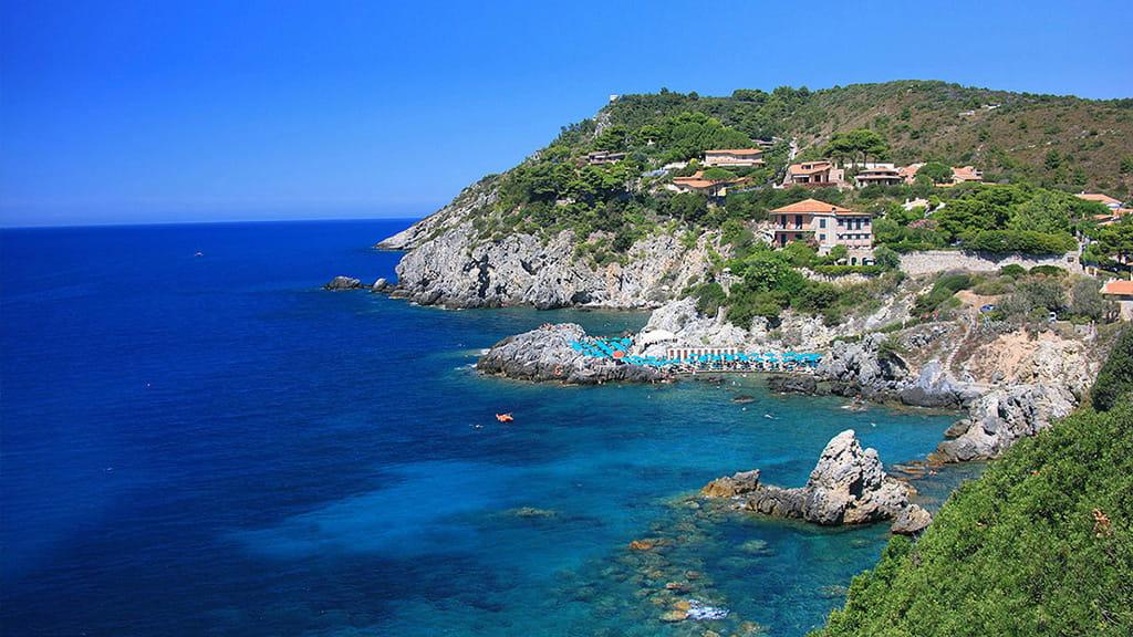 Ferienwohnung Talamone Toskana