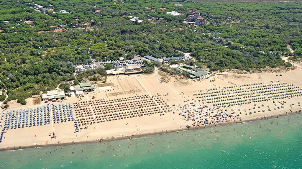 Ferienwohnung Direkt Am Strand Toskana