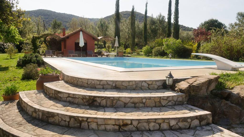 Villa Toskana Mit Großem Pool