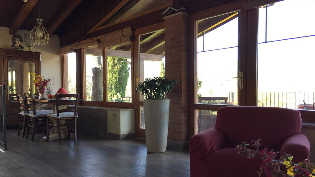 Wohnbereich Villa Vetulonia