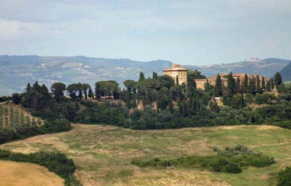 Ausblick auf Ginigiano