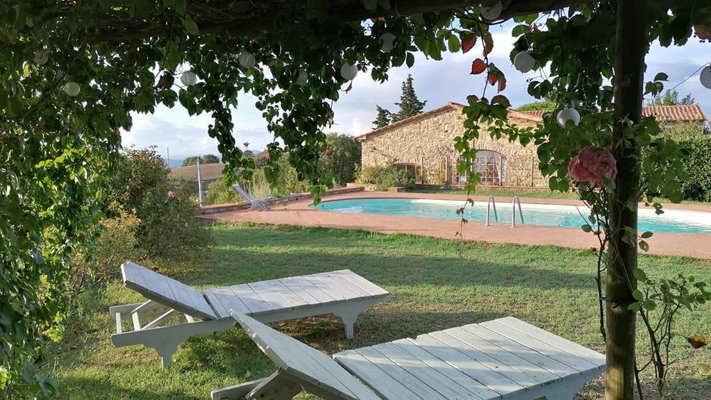 Anwesen Mit Pool Toskana