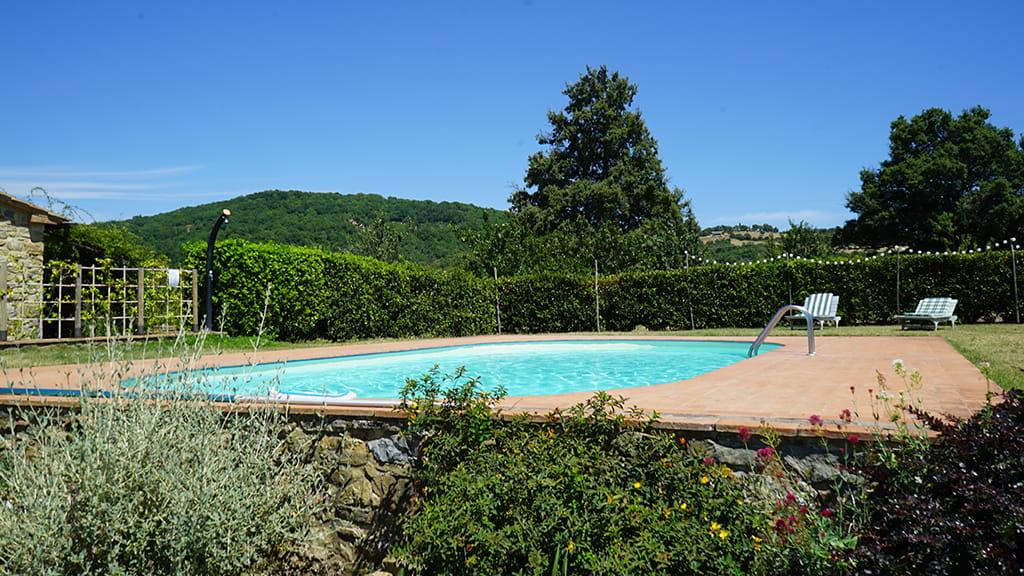 Ferienhaus Perrucci Pool