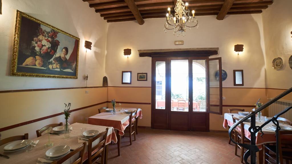 Ferienhaus Perucci Essbereich 2