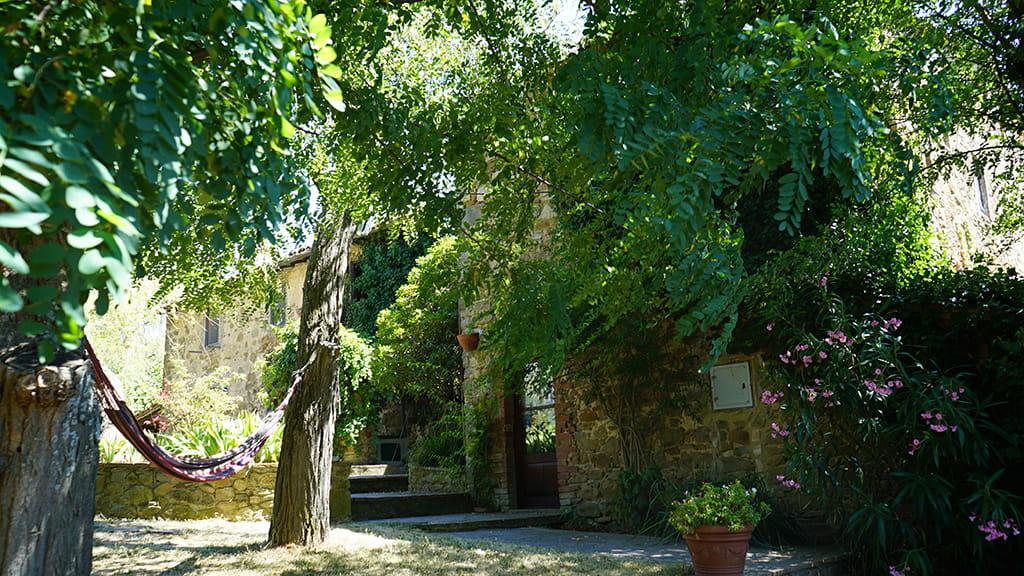 Ferienhaus Perucci Haengematte