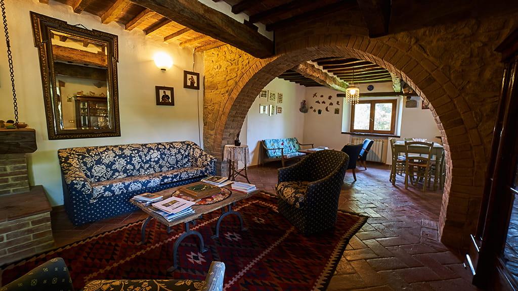 Ferienhaus Perucci Wohnen