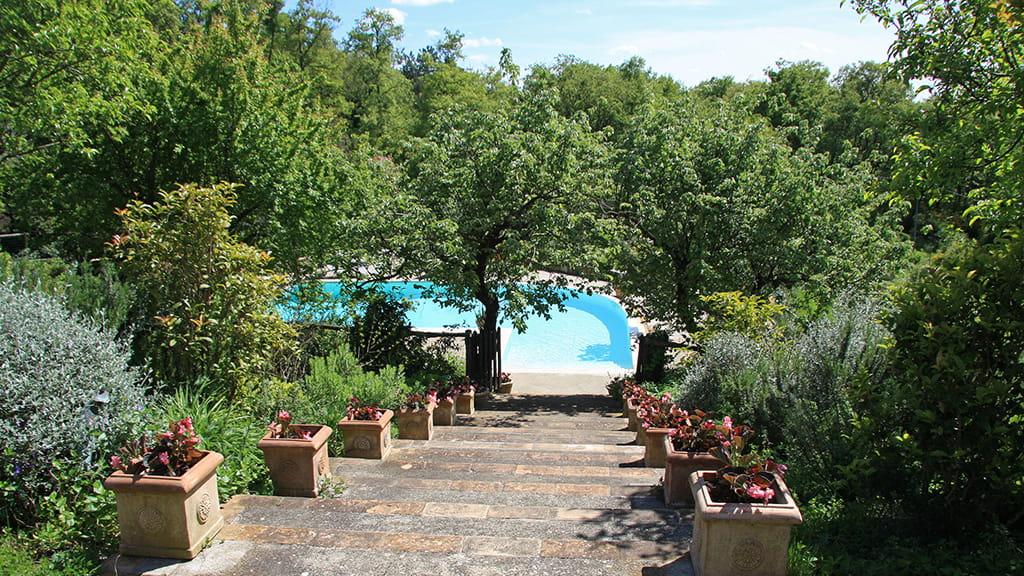 Toskana Villa Mit Pool