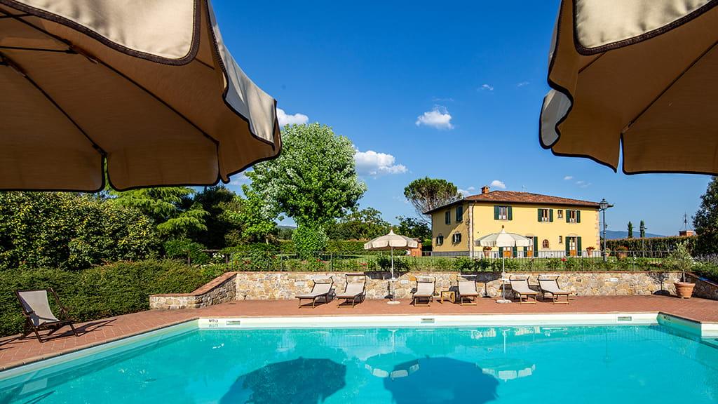 Villa Alleinlage Pool Toskana