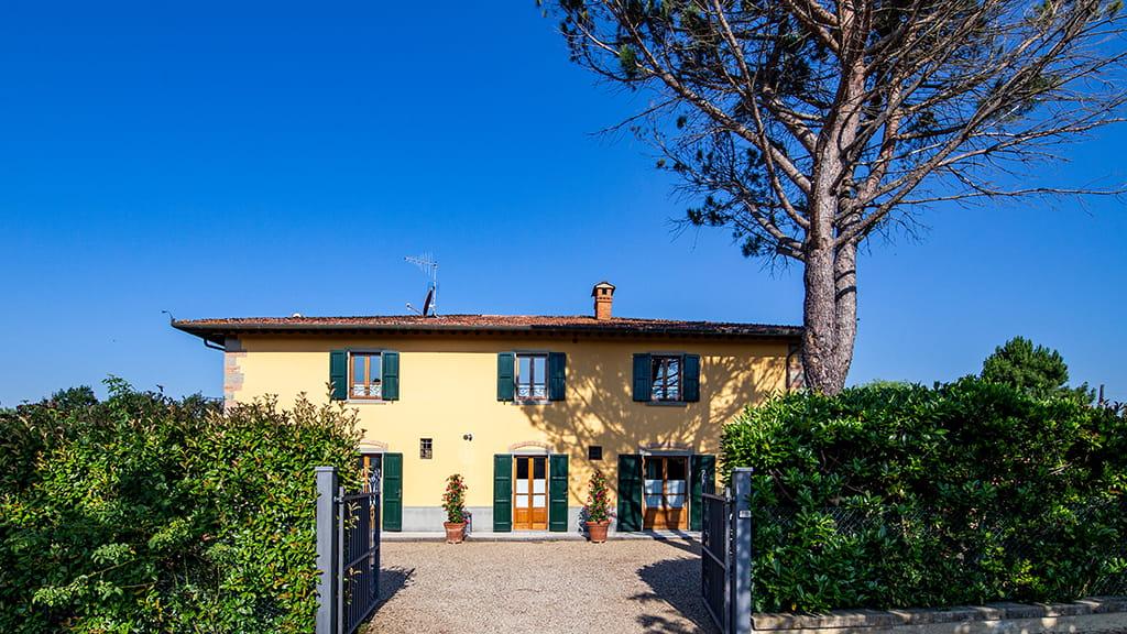 Villa Casentino Toscana