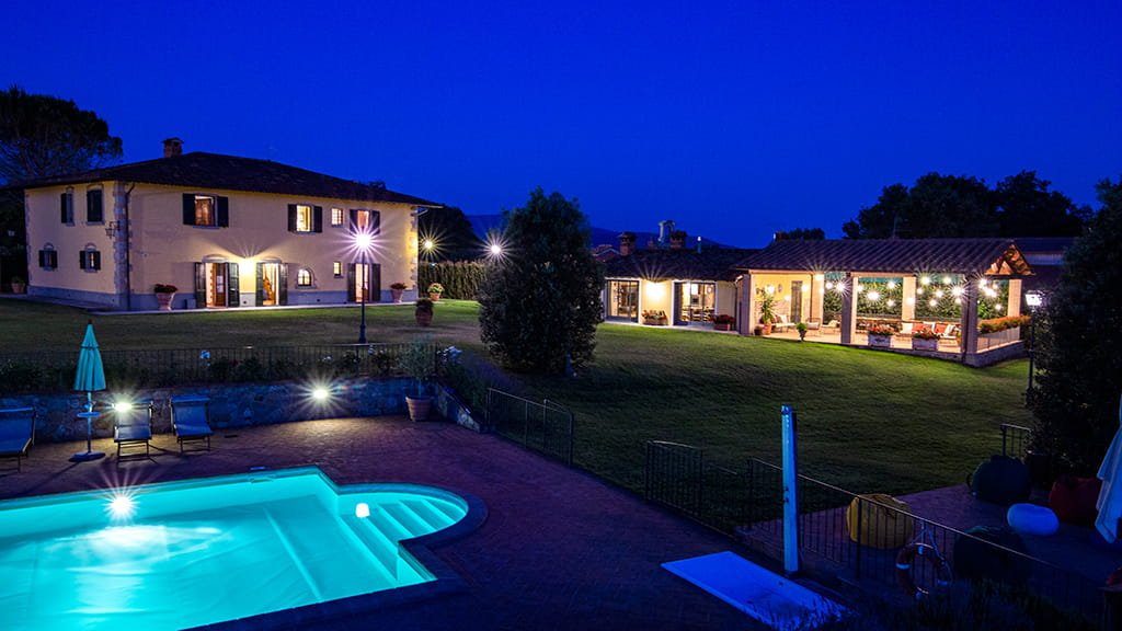 Villa Naehe Florenz Toskana