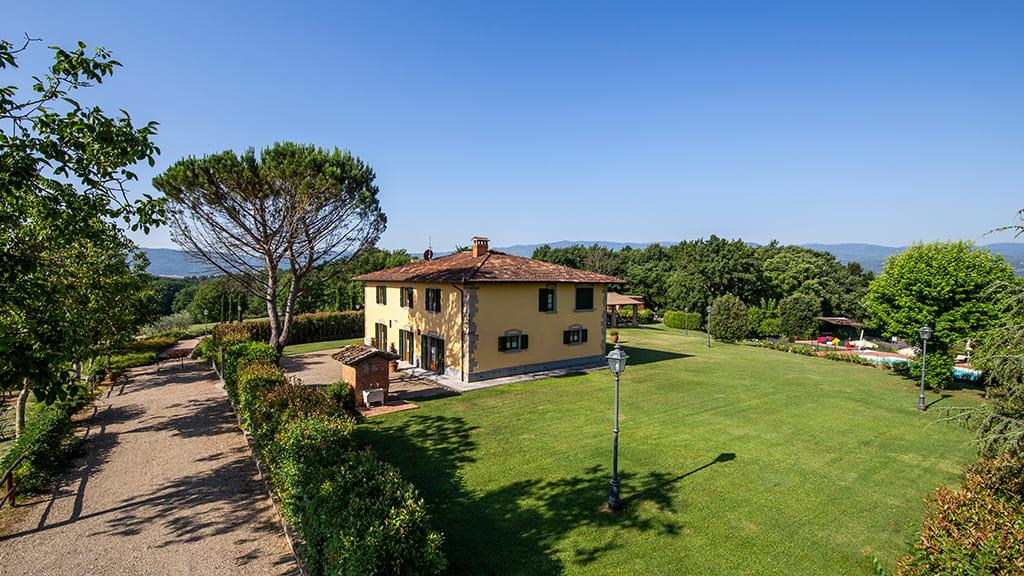 Villa Pool Siena