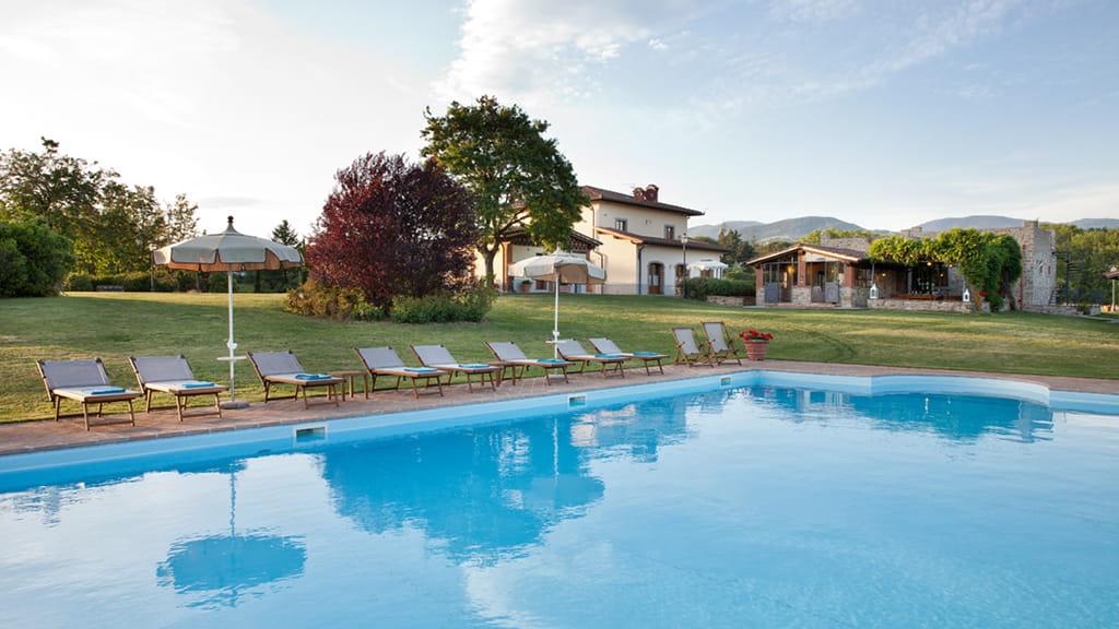 Villa Sant Angelo Country Bibbiena