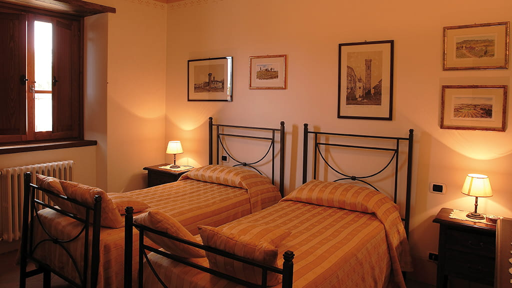 Villa Sant Angelo Country Schlafzimmer 3