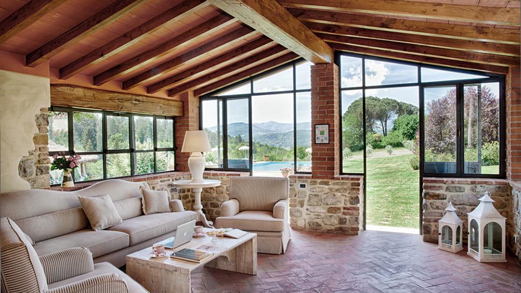 Villa Sant Angelo Country Toskana Urlaub
