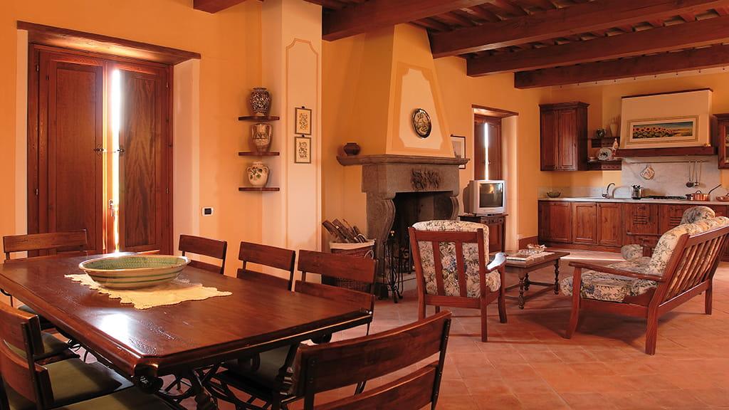 Villa Sant Angelo Country Wohnen