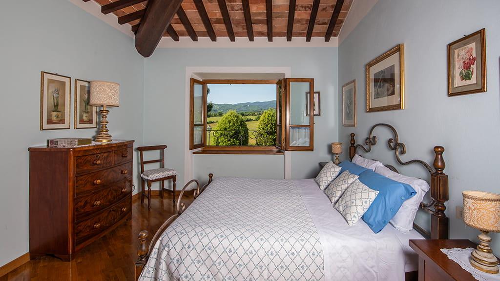 Villa Sant Angelo Farm Schlafzimmer 2
