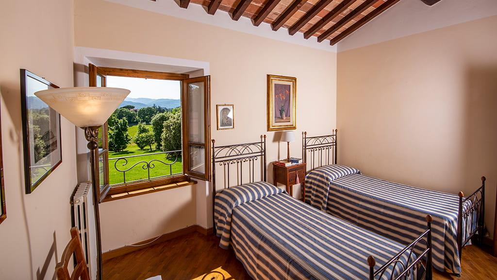 Villa Sant Angelo Farm Schlafzimmer 3