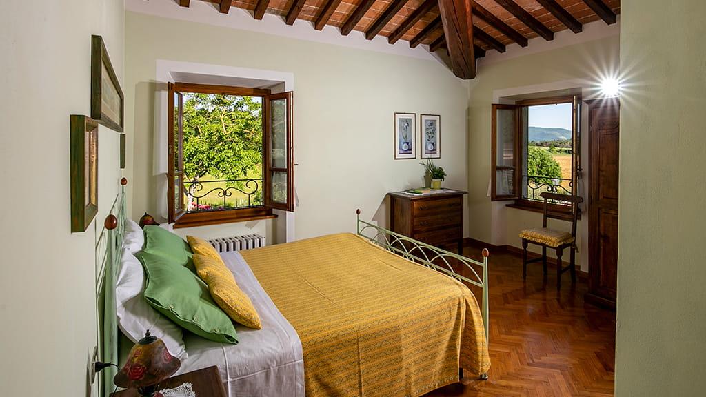 Villa Sant Angelo Farm Schlafzimmer 4