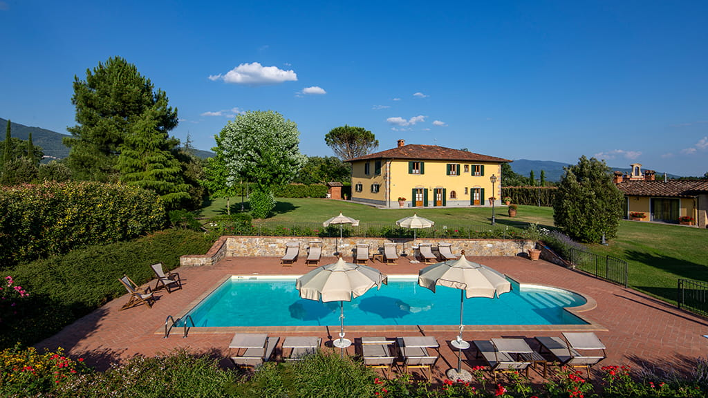 Villa Sant Angelo Farm