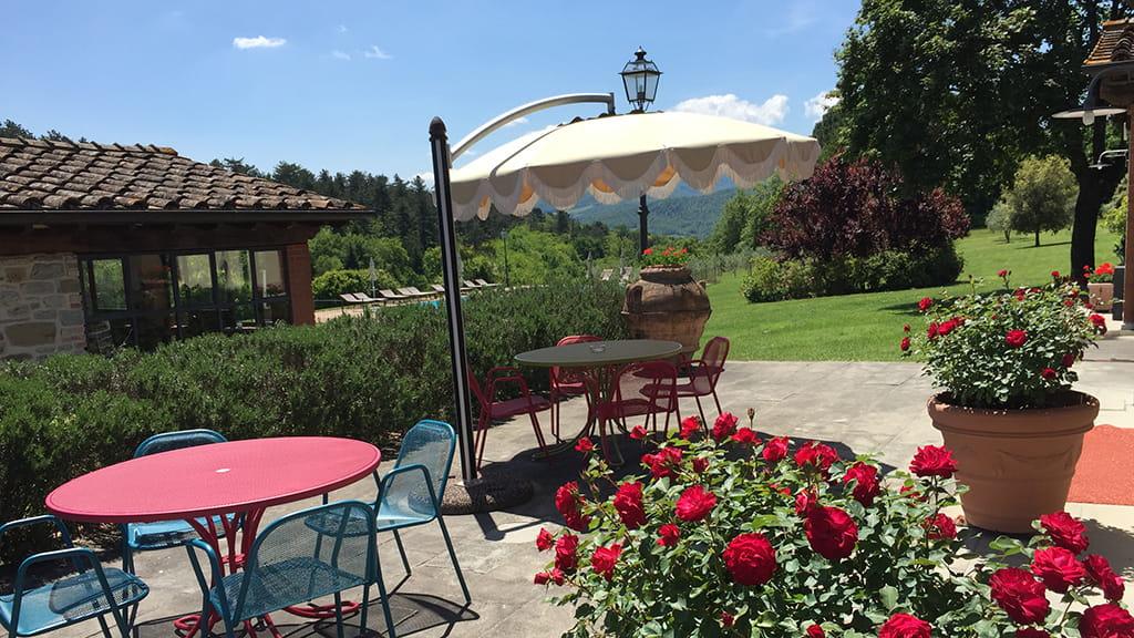 Villa Mit Garten Toskana
