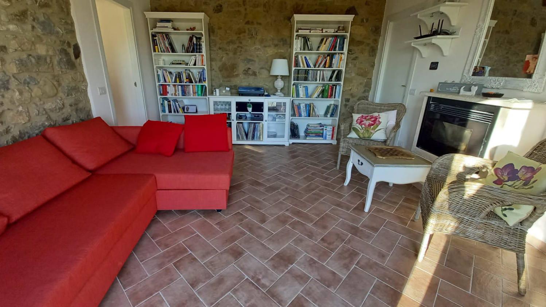 villa popinzo wohnbereich maremma