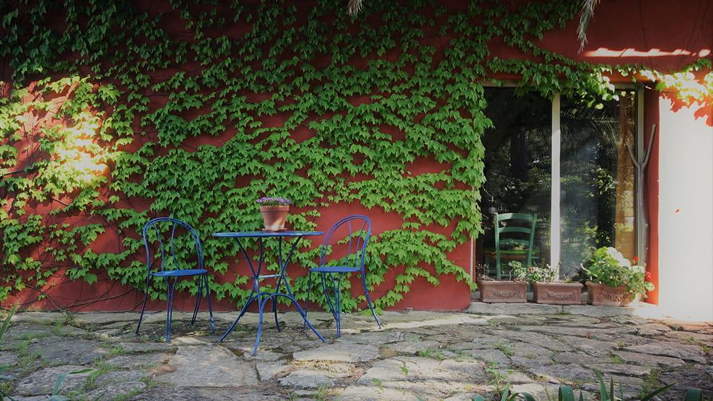 ferienhaus casina casettina terrasse toskana