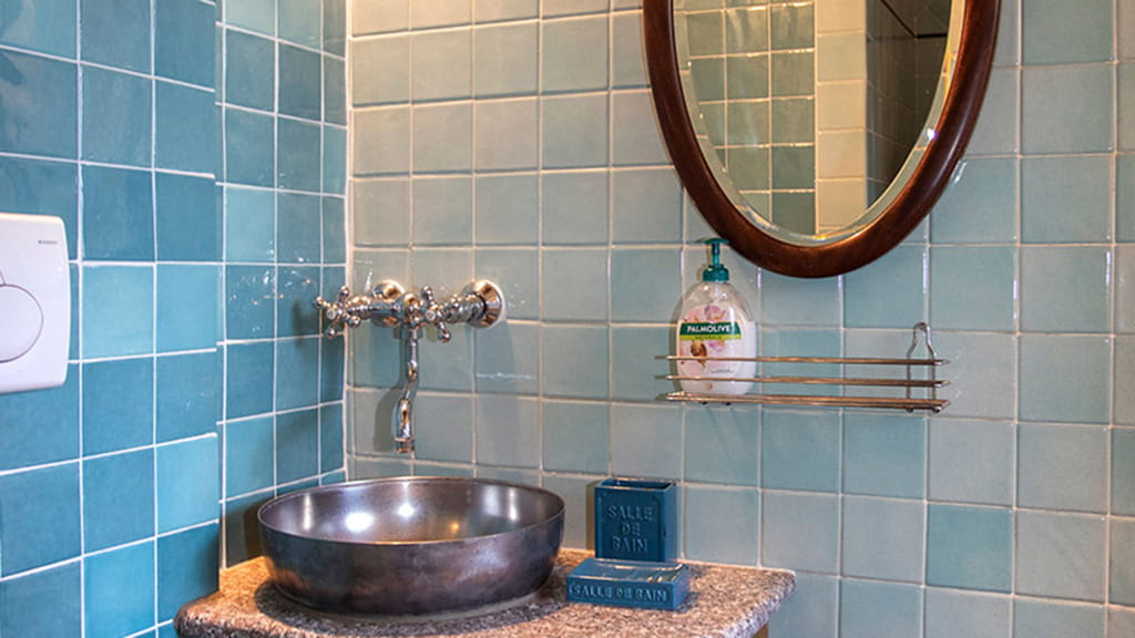 ferienwohnung il pino badezimmer